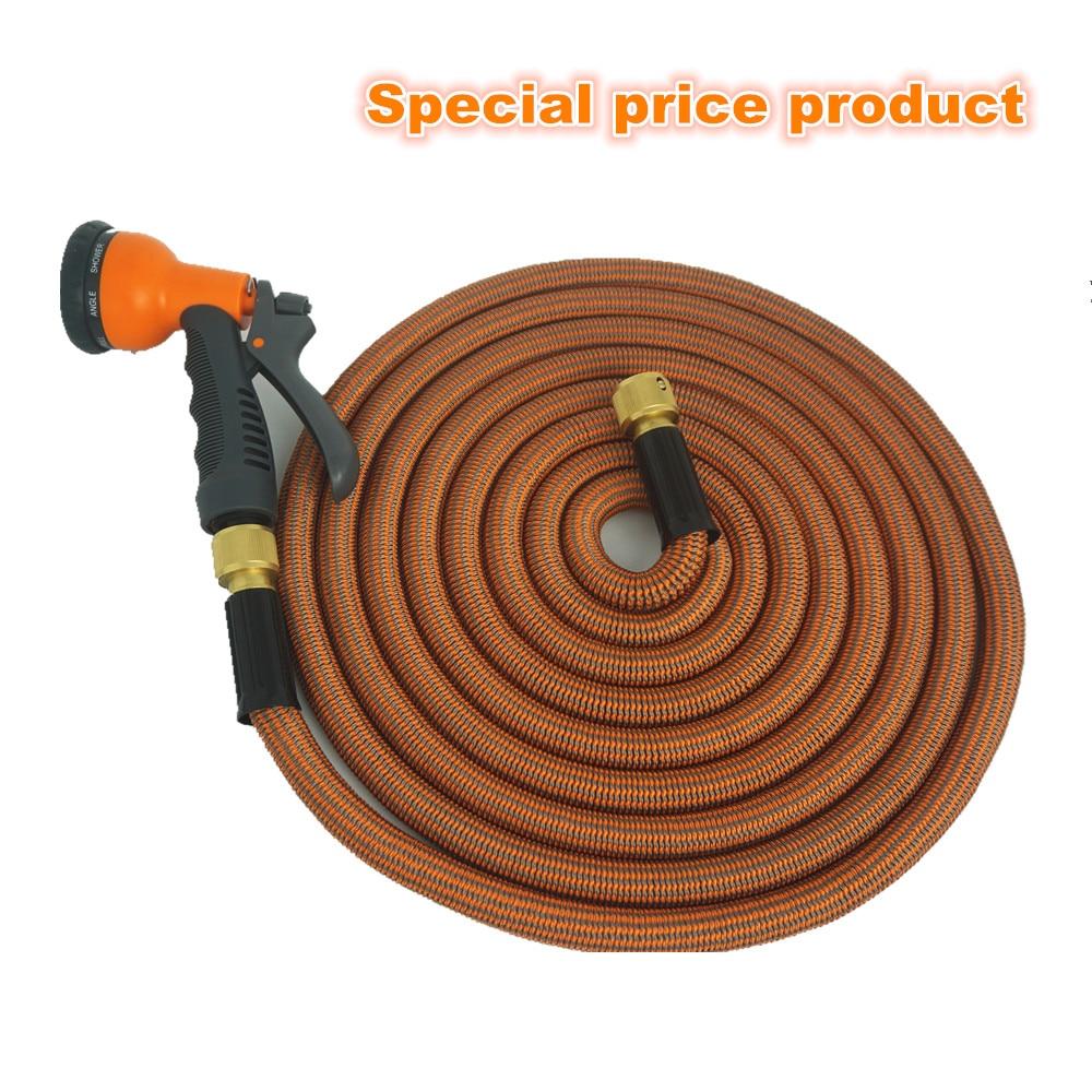 Garden Hose Expandable Hose with 8 Pattern Spray Nozzle( zinc alloy ...