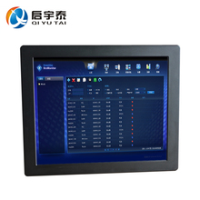 19 inch embedded all in one pc touch screen Resolution 1280×1024 pc with industrial Computer Intel j1900 4gb ddr3 32g ssd