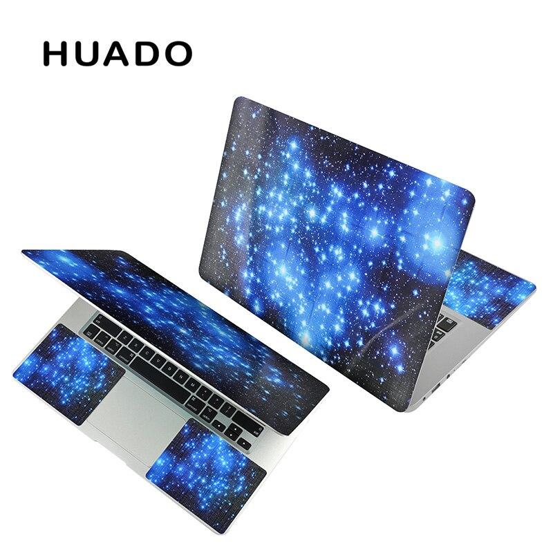 Starry Sky DIY Osobowość Naklejka naklejka na laptopa 13 15 15,6 - Akcesoria do laptopów - Zdjęcie 2