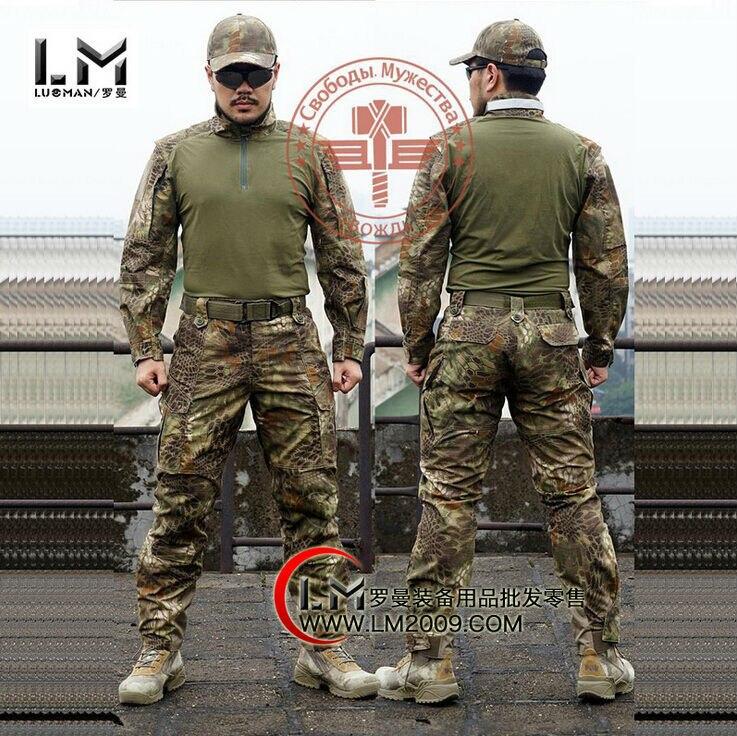 Ropa de caza airsoft Woodland camuflaje traje militar unfirom equipo de paintball ropa militar camisa de