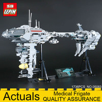 Lepin 05083 Building Blocks Bricks Toys Gifts Star MOC Series The Nebulon B Medical Frigate Set