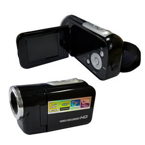 1.5 inch Video Recorder Display 16 Million 8X Digital Zoom Home Camcorder