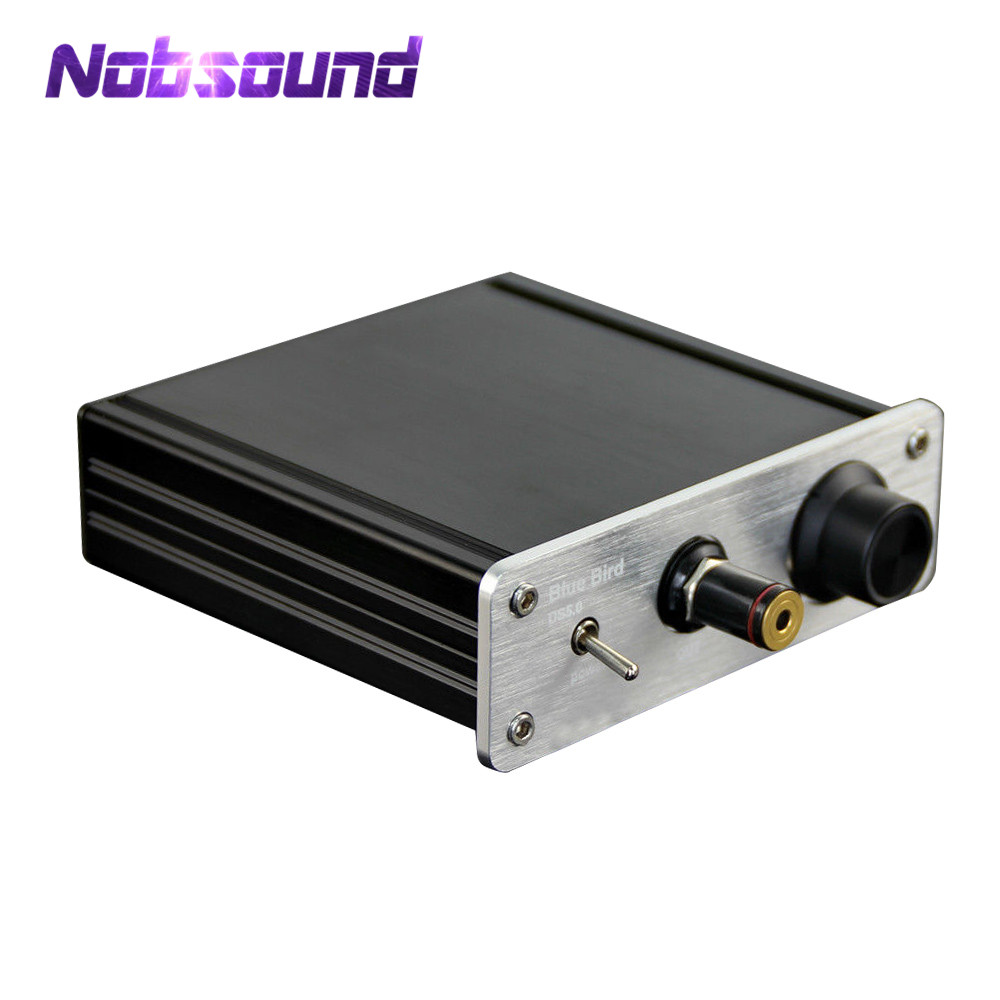 все цены на Nobsound HiFi Desktop Class A Headphone Amplifier Mini Stereo Amplifier With Power Adapter