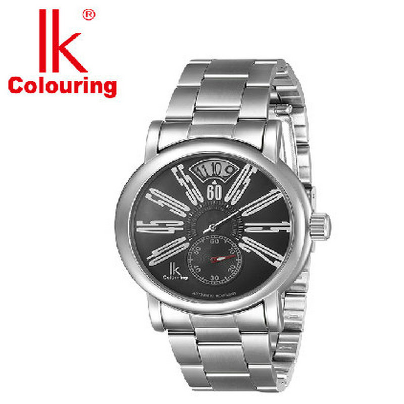 Low price fashion Classic multifunctional fully-automatic mechanical Design mens watch commercial stainless steel Strap Orologio