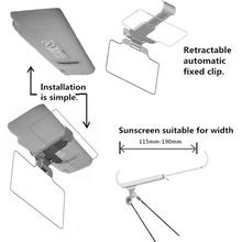 New Car Sun Visor Goggles For Peugeot 206 307 406 407 207 208 308 508 2008 348fe2712e7