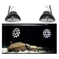 LED Aquarium Light led pet Lamp fish tank lamp plant bulb freshwater fish lighting scene light for freshwater sump plant