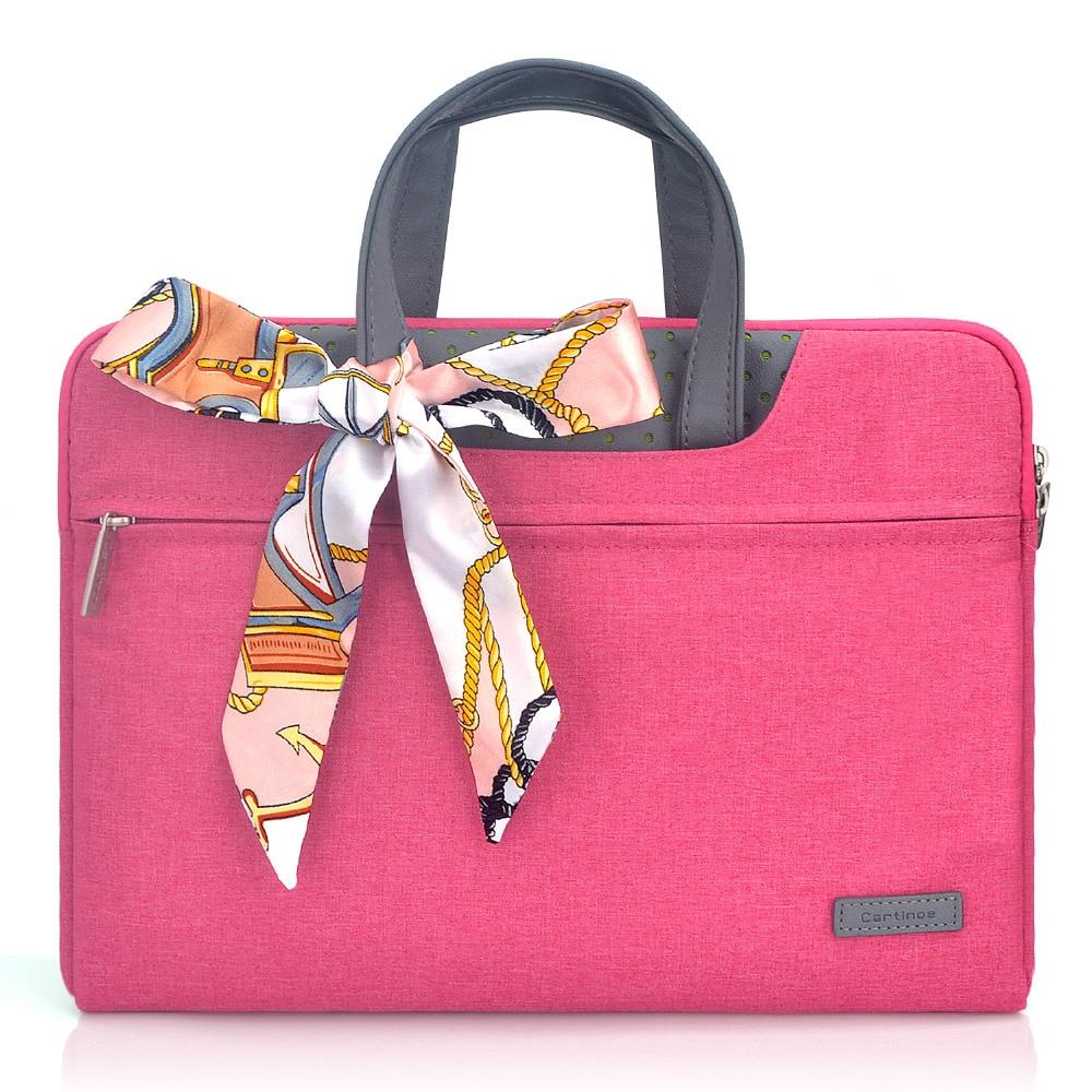 Women Handbag for 11 12 13.3 14 15.6 inch Laptop Bag Notebook Bag Lightweight Business Office Briefcase for Macbook Touchbar 13