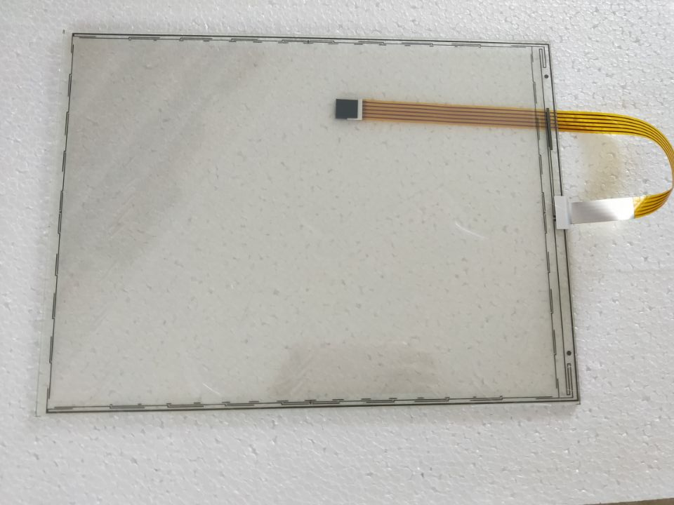 Replacement AMT2513 91 02513 00D 15 inch Touch Glass Panel for HMI Panel CNC repair do
