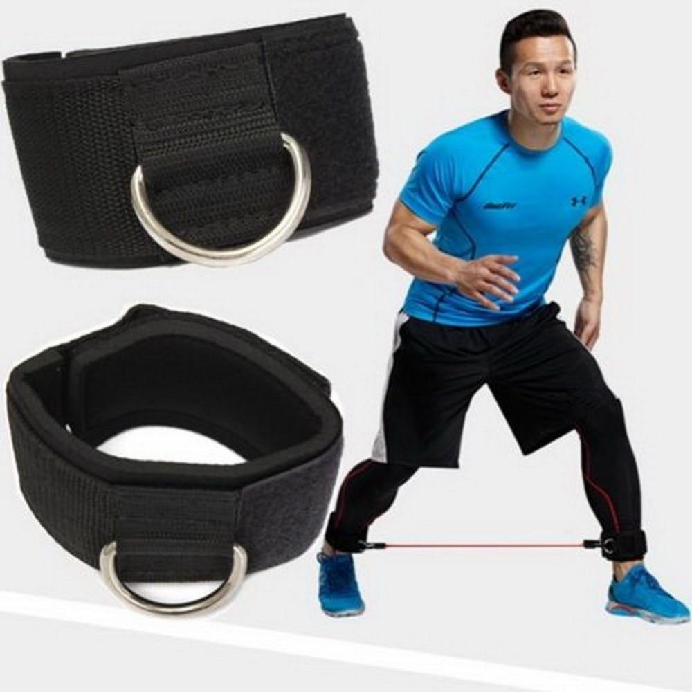 Remen za sidro za gležanj D-prsten za višenamjenski kabel - Fitness i bodybuilding