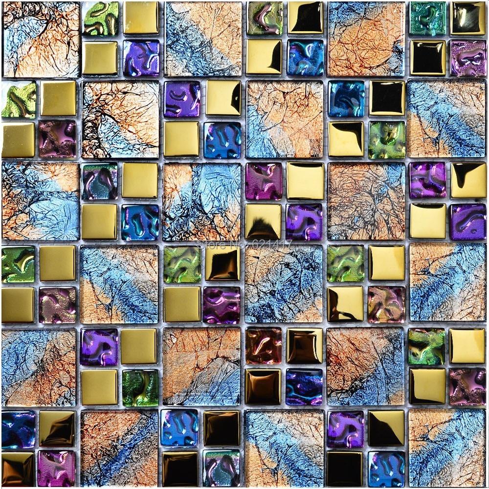 Ιριδίζουσα επτά χρώμα συμφωνιών - Διακόσμηση σπιτιού - Φωτογραφία 2