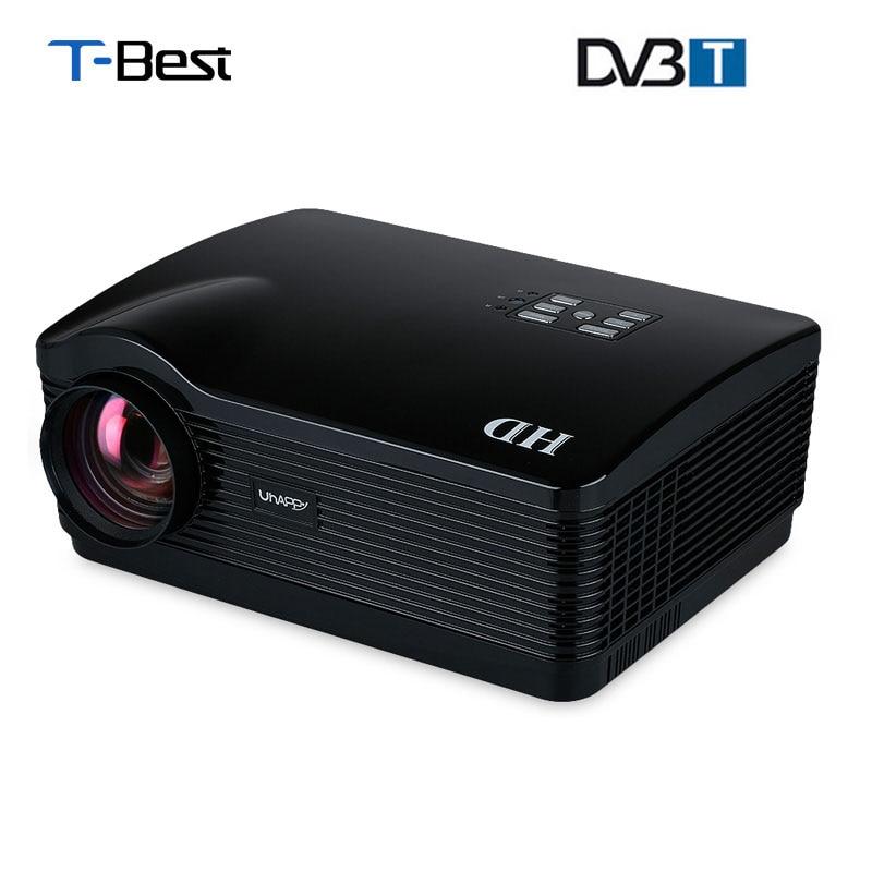Aliexpress Com Buy Excelvan Cl720 Full Hd Home Theater: Aliexpress.com : Buy Uhappy H1 720P HD Projector HDMI/USB
