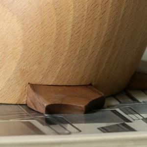 Image 5 - 북유럽 덴마크어 단단한 나무 장식 목조 홈 TV 캐비닛 입구 장식 설정 Bigbillbird 공예품