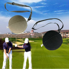 Golf Intelligent Impact Ball Golf Swing Trainer Aid Practice Posture Correction Training supplies(China)