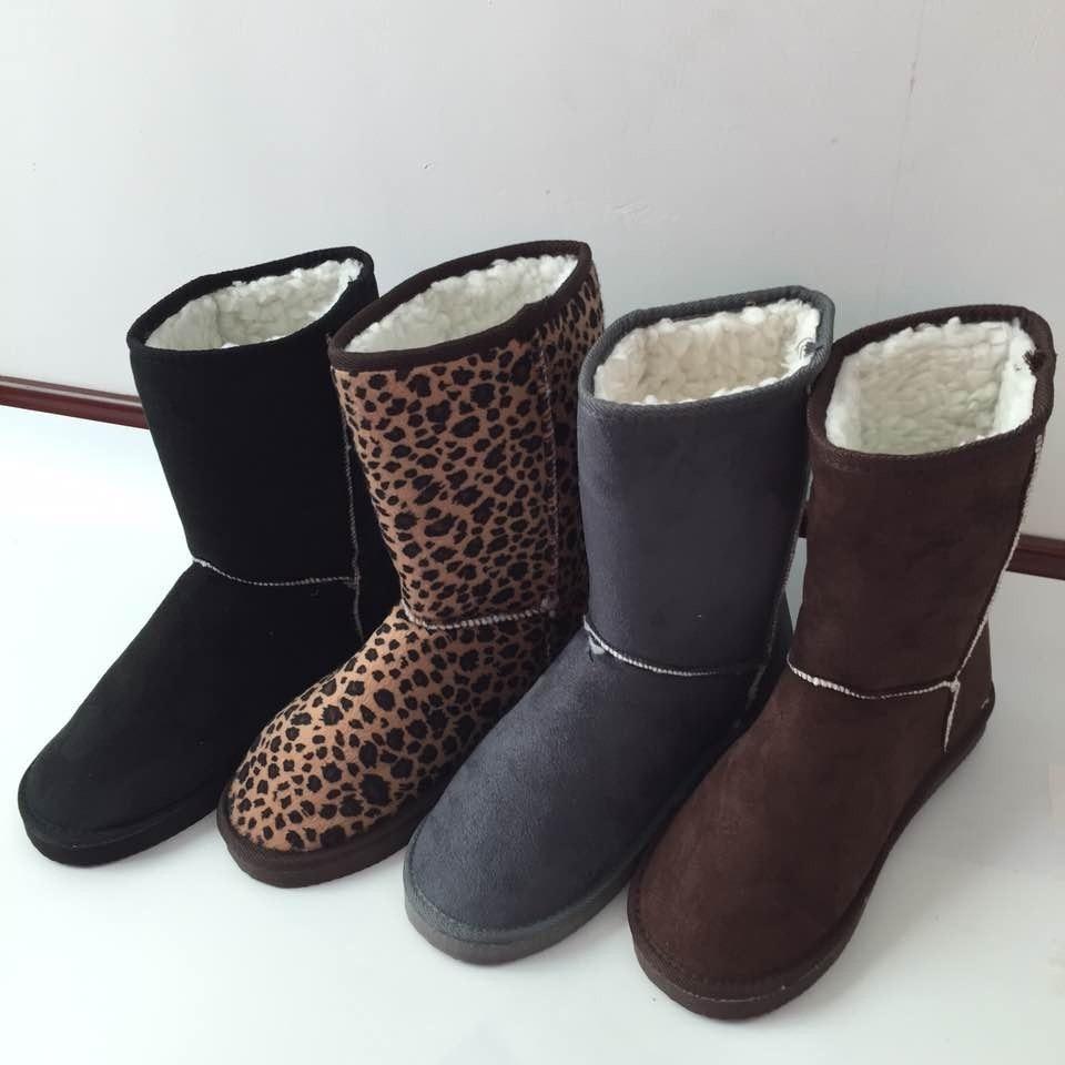 botas de invierno de mujer 2015
