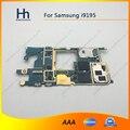 Abierto original para samsung galaxy s4 mini i9195 motherboard placa lógica placa madre mb