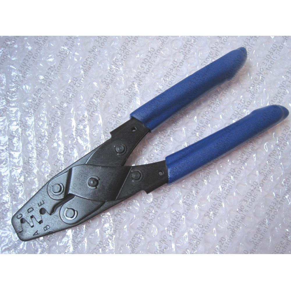 Hand Crimp Tool For AMP Connectors AWG14,16,18,diameter 3.6mm,4.5mm,LS-303A Crimper