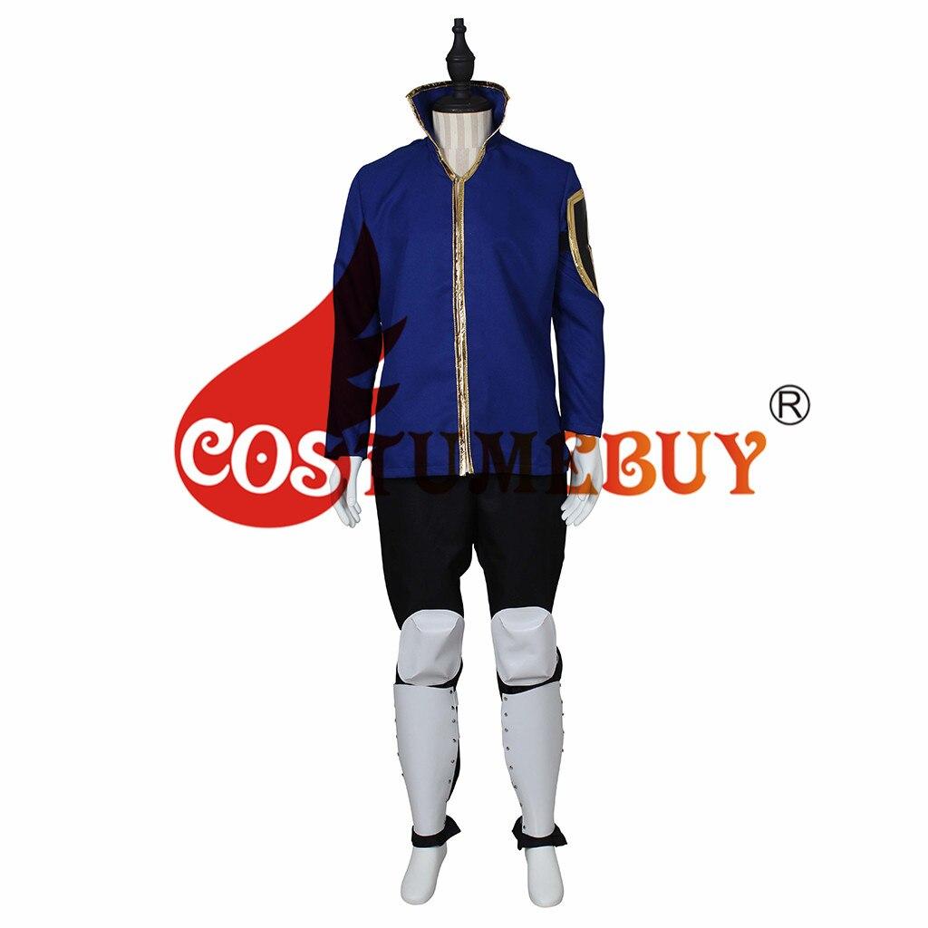 Costume jeu emblème de feu lame de reliure Roy Cosplay Costume adulte hommes Halloween carnaval fantaisie ensemble complet Costume sur mesure - 6