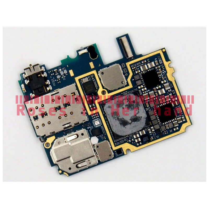 Full Working Original Unlocked For Xiaomi Mi 5 Mi5 M5 64GB Motherboard Logic Mother Circuit Board Lovain Plate