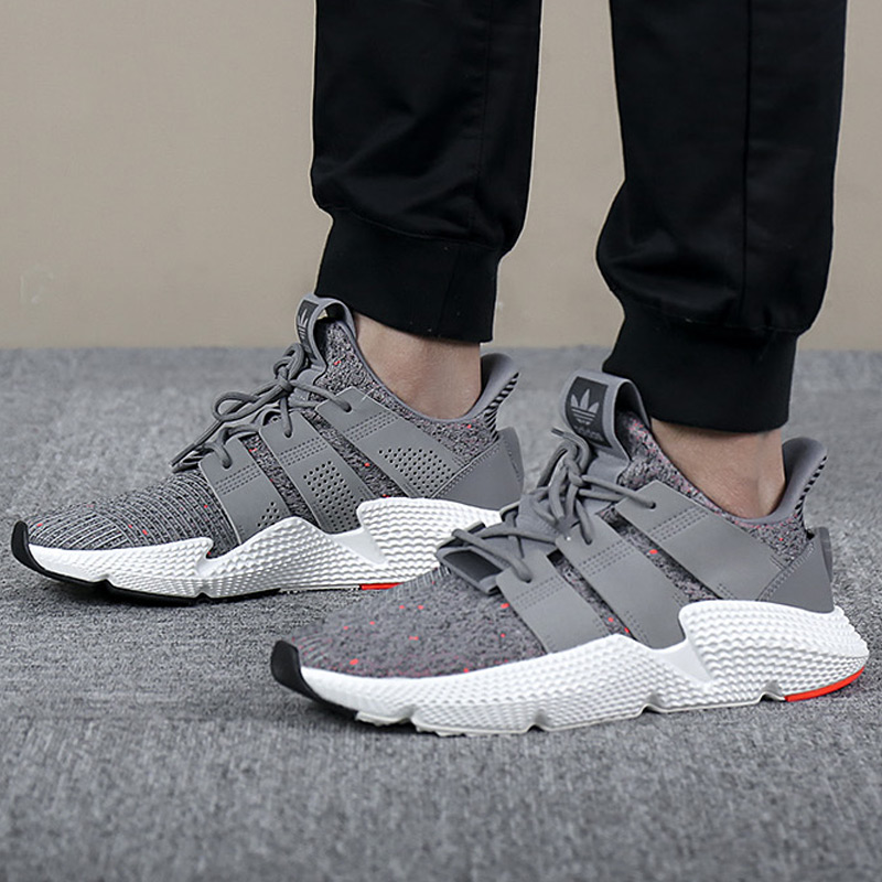 Original Authentic Adidas Prophere Men Women Running Shoes Sneakers Sport  Outdoor Breathable Comfortable Leisure Low Top CQ3023-in Running Shoes from  Sports ... c1b5debc76da