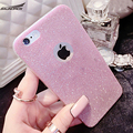 Ultra Thin Glitter Bling Cover Crystal Soft Phone Cases Covers Protective Fundas For iPhone 5 5S SE/ 6 6S/ 6 6S plus Case Capa