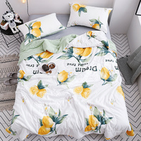 Printing Air Condition Summer Quilt Breathable Blankets Bed Covers Comforter Bed Cover Quilting Home Textiles Free Shipping #s
