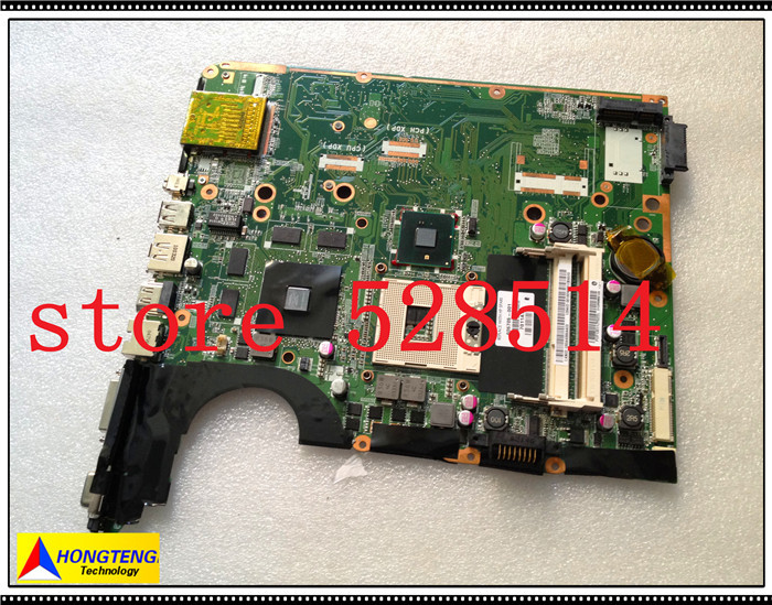 ФОТО Original  Laptop motherboard for HP DV6 605705-001 Non- Integrated PM DA0UP6MB6F0 100% Test ok