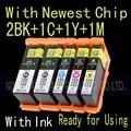 5PK 100XL Ink Cartridge For LEXMARK 100 100XL S305 S405 S505 S605 Pro703 Pro705 pro706 Printer E206