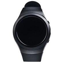 Armbanduhr Bluetooth Smart Uhr Sport Pedometer Mit SIM Sport GPS Smart Uhr Herzfrequenz Tracker Android SmartWatch Telefon