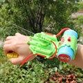 2016 new mini hand wrist nozzle water gun Hand type nozzle Children's favorite summer beach water toys