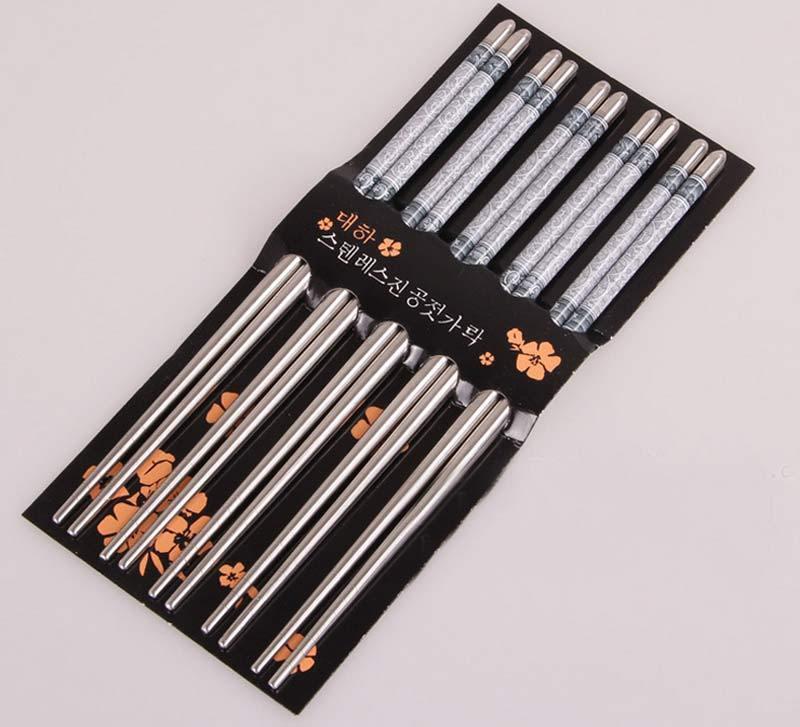 flower chopsticks