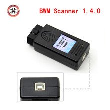2018 New For BMW 1.4.0 Auto Code Reader Scanner Tool for BMW V1.4.0 OBD OBD2 Diagnostic Tool With High Quality