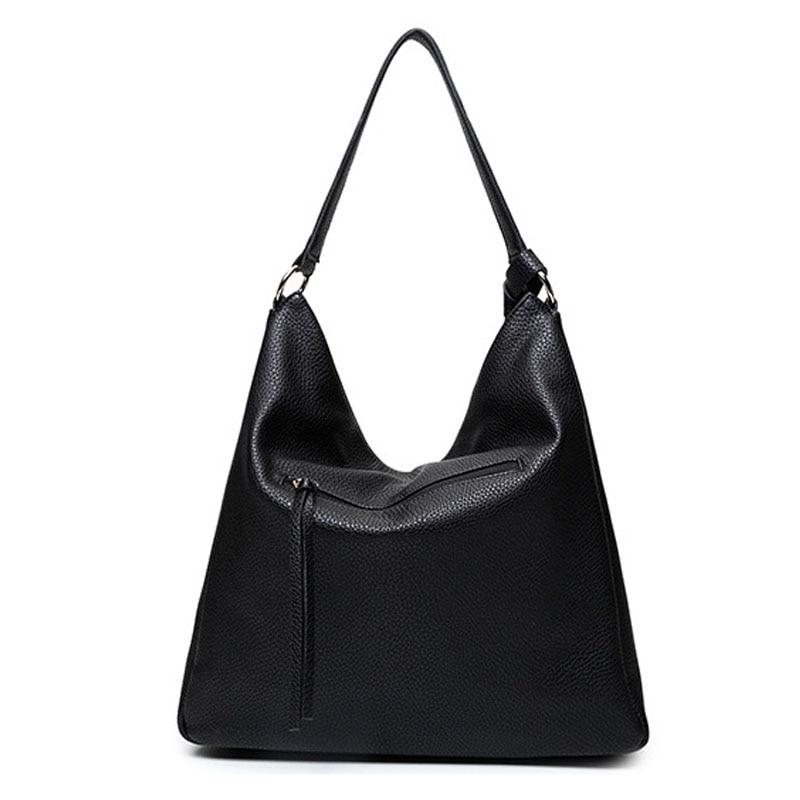 bolsas de couro lichee padrão Name : Lichee Pattern Women Leather Handbags