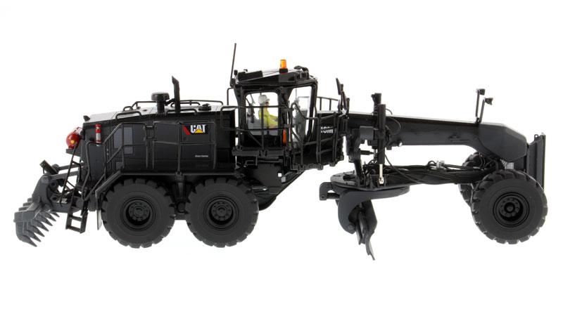 DM-85522 Cat 18M3 автогрейдер специальное издание с отделкой из черного оникса
