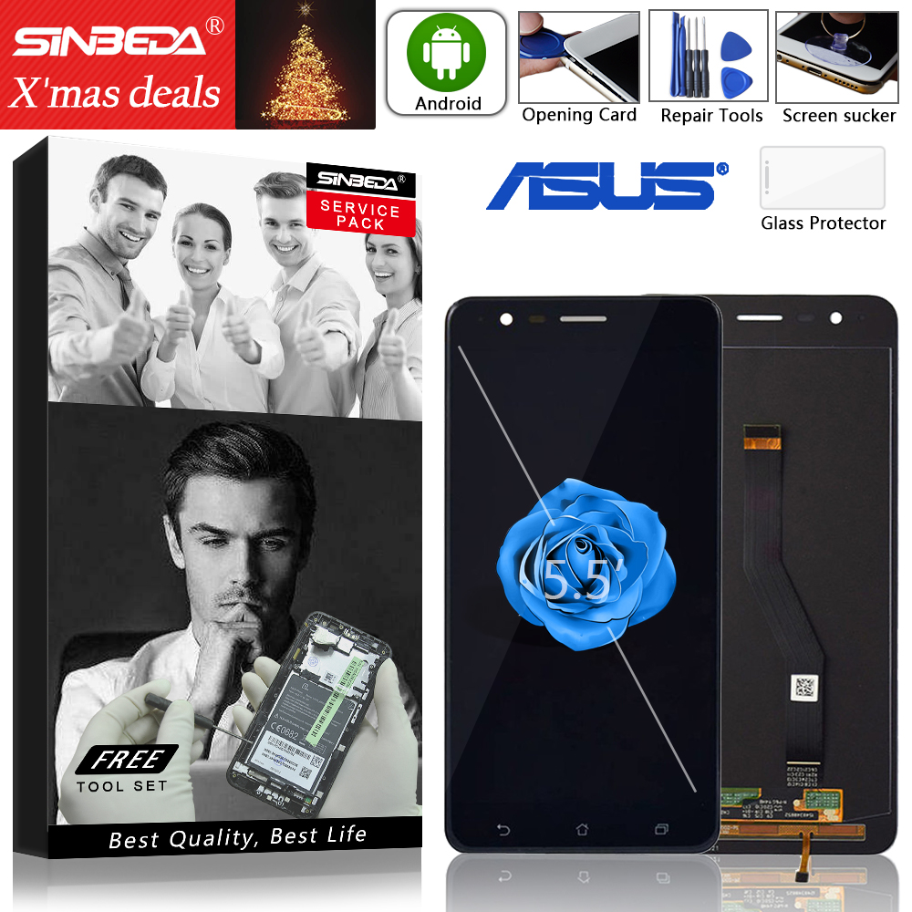 Originale 5.5 Per Asus Zenfone 3 Zoom ZE553KL Display LCD Touch Screen Digitizer Assembly Per ASUS Z01HDA LCD con telaio ZE553KLOriginale 5.5 Per Asus Zenfone 3 Zoom ZE553KL Display LCD Touch Screen Digitizer Assembly Per ASUS Z01HDA LCD con telaio ZE553KL