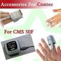 Apenas uma única sonda, Spo2 Sensor sonda PARA CONTEC oxímetro de pulso, CMS50F, infantil, adulto, criança/Pediátrica