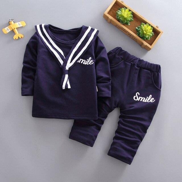 c7cf3fa15aee BibiCola boys spring autumn clothing sets kids long sleeve outfits ...