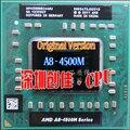 Оригинал AMD A8 4500 М ноутбука CPU Четырехъядерных Процессоров A8-серии A8-4500M 1.9 Г Разъем FS1 Ноутбука (аналогичные A10 4600 м a10-4600м) 5500 м