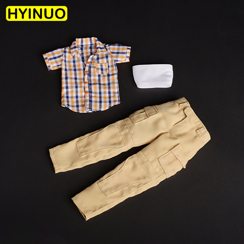 2 Color 1/6 Scale Female Sexy Shirt Women Plaid Girl Wrapped chest Clothes Clothing Set F 12 Action Figure Female Body Doll2 Color 1/6 Scale Female Sexy Shirt Women Plaid Girl Wrapped chest Clothes Clothing Set F 12 Action Figure Female Body Doll