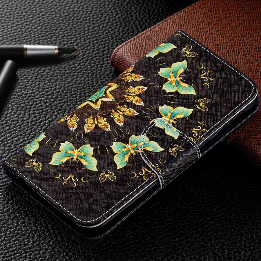 Luxury PU Leather Wallet Flip Phone Cases For Nokia 7.1 5.1 3.1 2.1 2018 5 3 2 1 630 730 Cute Case Wallet Flip Cover Case DP07Z