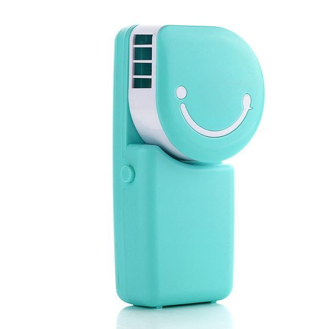 fan that runs on batteries. glantop mini portable hand held air conditioner cooler fan runs on batteries or usb that r