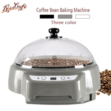 220-240V Electric Coffee Roaster Bean Baking Machine Dried Fruit Grain Tools Nonstick Bakeware For Household 500W