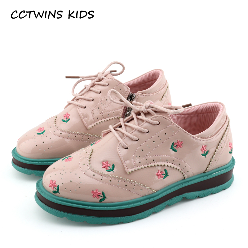 CCTWINS KIDS 2018 Fashion Children Flower platform Baby Girl Brand Flower Casual Shoe Toddler Pu Leather Slip On Kid G1656 adidas performance natweb i slip on shoe toddler