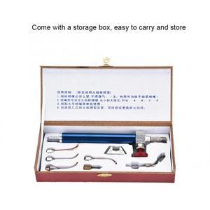 Image 3 - מקצועי חמצן לפיד תכשיטי אצטילן גז לפיד ריתוך הלחמה אקדח עם 5 טיפים עבור בלוני חמצן תכשיטי ביצוע כלי