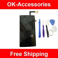 New For FLY IQ4505 Quad Era Life 7 IQ 4505 LCD Display Touch Screen Digitizer Assembly