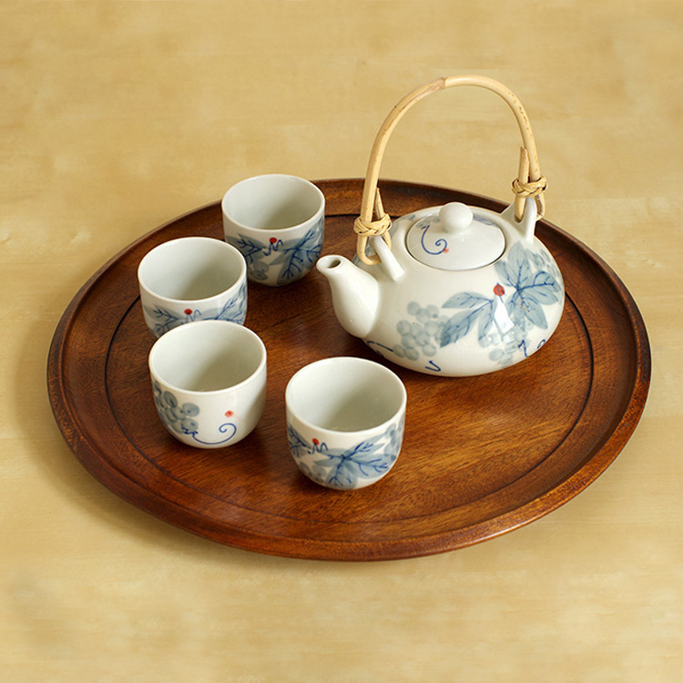 Céramique exquise théière en céramique bouilloires thé tasse porcelaine chinois Kung Fu thé ensemble Drinkware thé cérémonie ensemble - 2