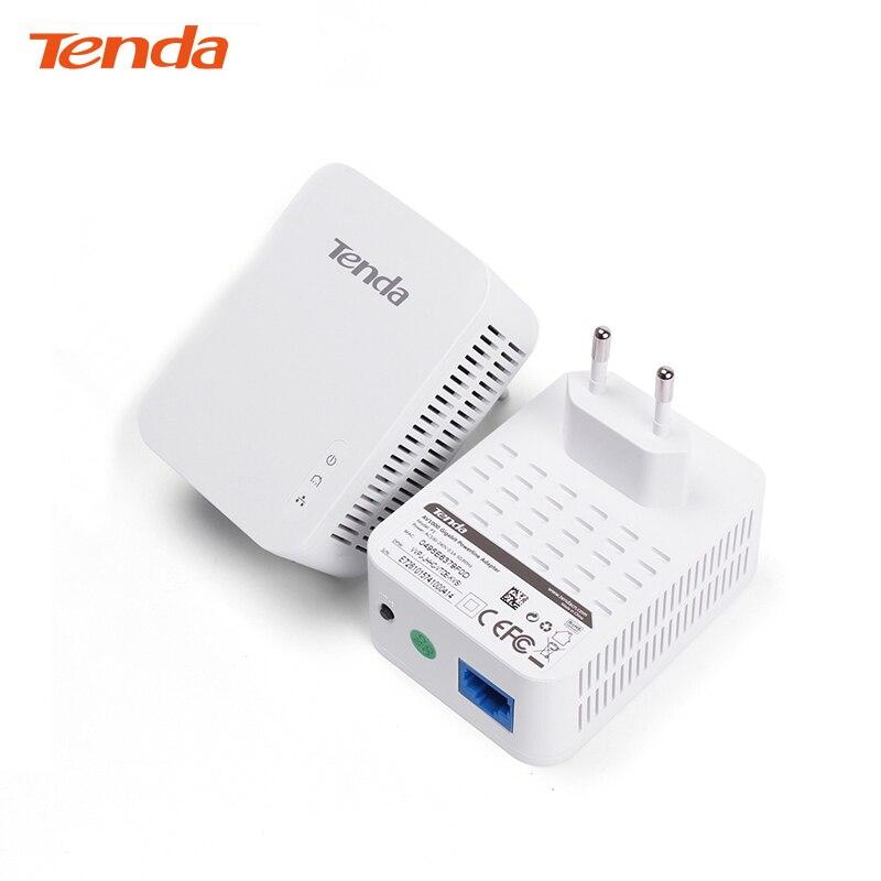 Tenda PH3 1000 Мбит/с ПЛК Powerline ЕС Plug сетевой адаптер Комплект Gigabit адаптер Powerline Ethernet ЕС HomePlug gigabit powerline powerline adapter ethernetgigabit powerline adapter   АлиЭкспресс