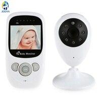 Bebe Wireless Video Baby Monitor With Night Vision Two Way Talk LCD Display Temperature Monitoring Baby Camera Bebek Telsizi