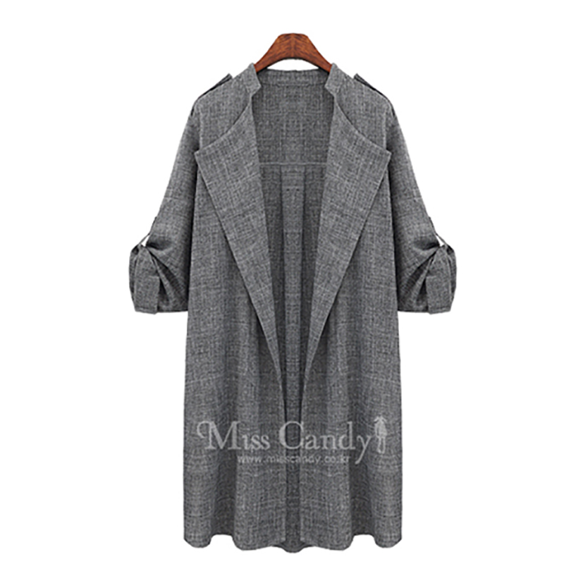 2018 Autumn Women   Trench   Coat For Women Fashion Style Cloaks For Women Plus Size Windproof Coat Female Windbreaker 4XL 5XL 50