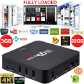 Docooler 3 GB DDR3 de 32 GB ROM Android TV Box Amlogic S905 Quad Core KODI16.0 Totalmente Carregado 4 K H.265 XBMC WiFi Mini PC Smart TV Box