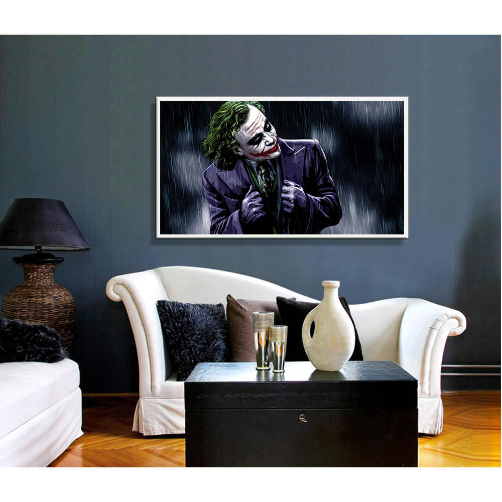 Nordique Pop Art Scandinave Affiches Et Gravures Le Joker Le